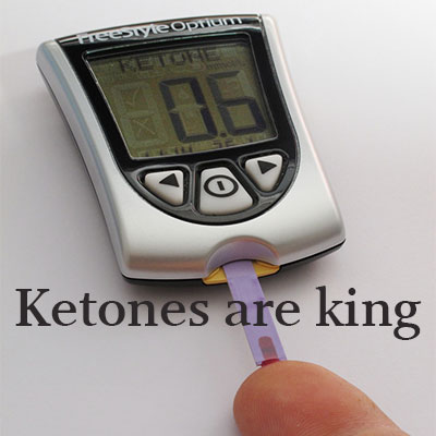 Ketones are king